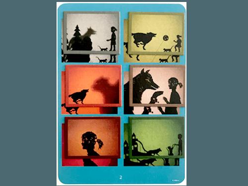 merXdir Präventionsspiel für den Kindergarten Spielvariante Bilderlotto